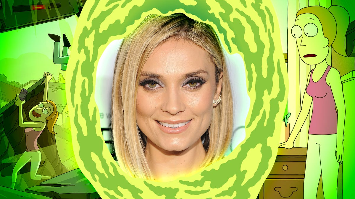Rick And Morty's Spencer Grammer on voicing the most functional member of the Smith clan