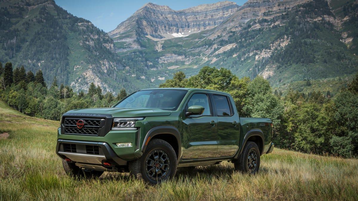 Der 2022 Nissan Frontier könnte endlich ein würdiger Konkurrent für den Ford Ranger und Toyota Tacoma sein