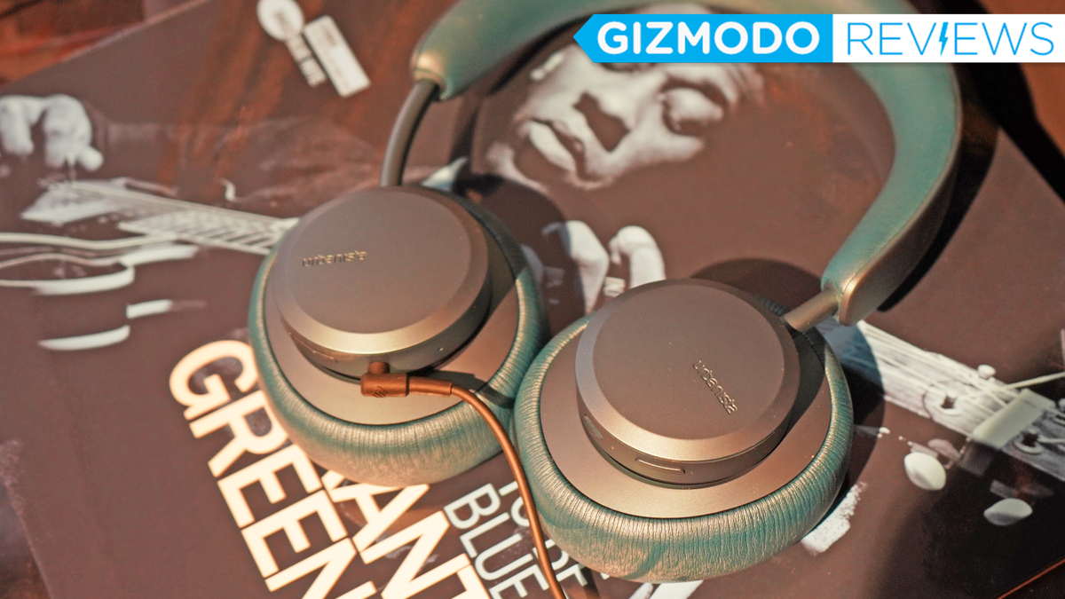 photo of These Headphones Offer Solid Active Noise Cancellation for Those on a Budget image