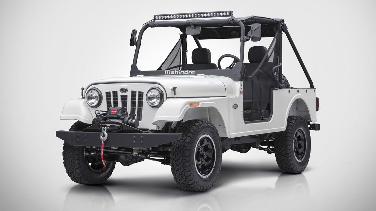 Judge Rules Mahindra Roxor Infringes On Jeep, Fiat Chrysler Will Seek Stop-Sale