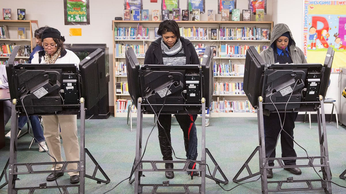 Millions of Black Voters Are Being Purged From Voter Rolls, Often Illegally: Report