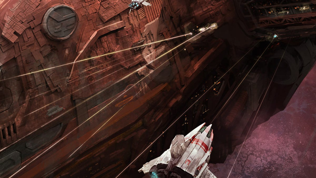 This Space Opera Book Is Pure Insane Fun