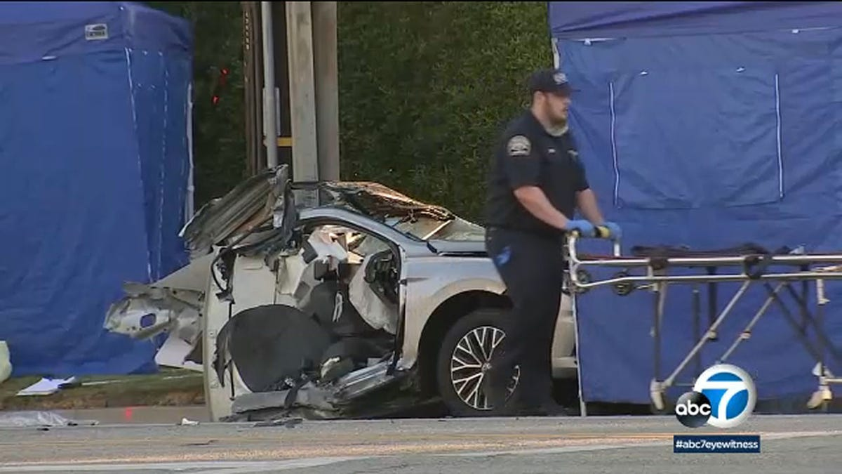 Three Killed As Street Racers Strike Uninvolved Car
