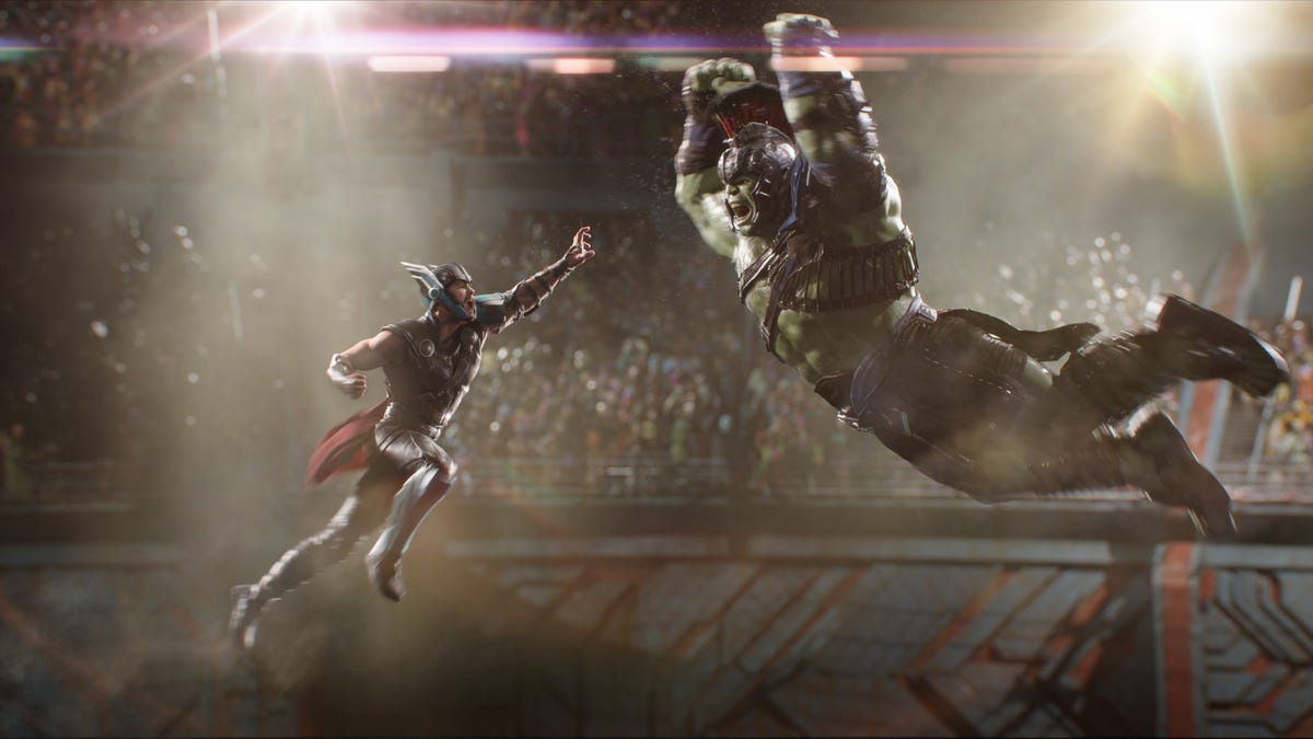 The Marvel universe's heroes are basically movie stars with