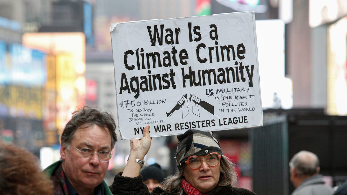 Photo of What the Iraq war can teach the climate movement