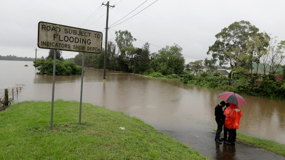 Australia Engulfed by Once-in-a-Century Floods