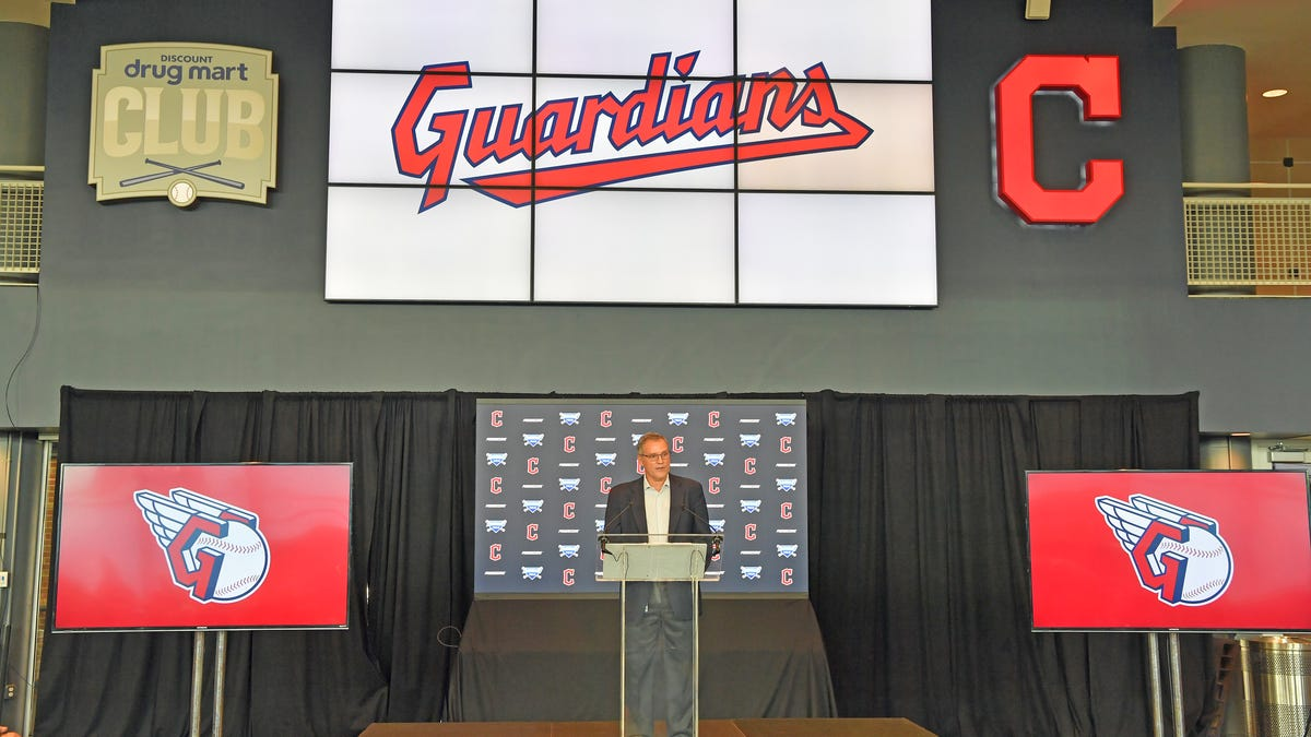 All they had to do was check ClevelandGuardians.com and they didn't do it