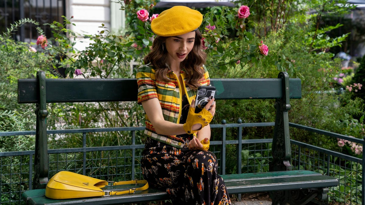 Like it or not, Emmy-nominated Emily In Paris is back for season two