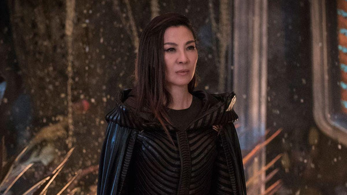 Witcher Prequel Blood Origin Recruits Michelle Yeoh to Stab Things, Delightfully
