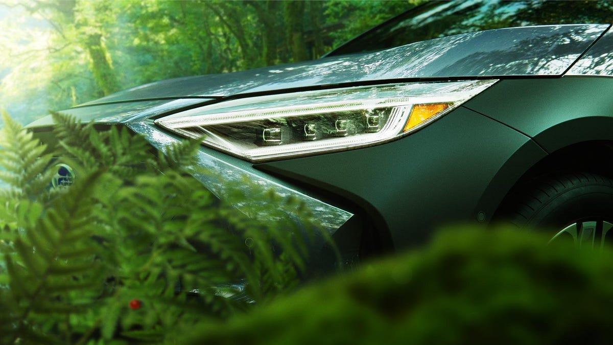 Das erste große EV von Subaru ist fast bereit für sein Debüt€
