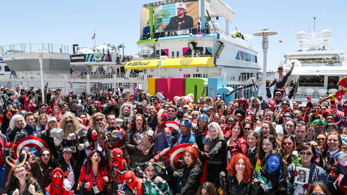 Image of article 'What Is San Diego Comic-Con Playing At'