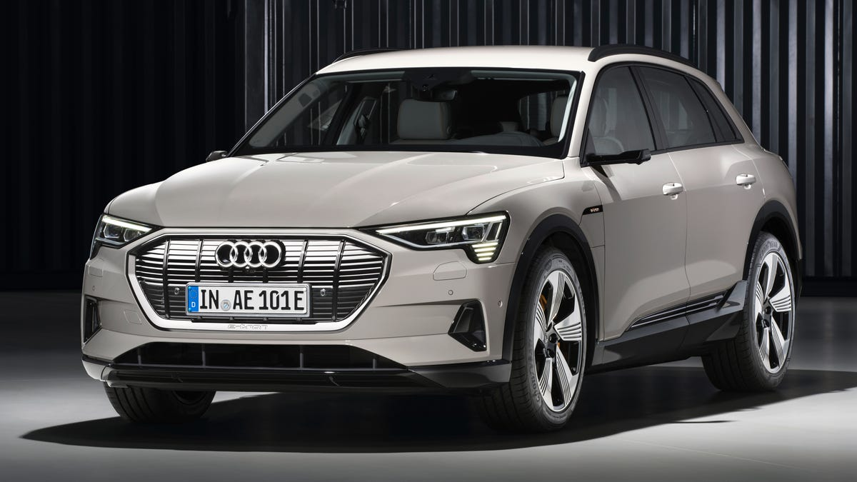 Audi 0 60 >> The 2019 Audi E Tron Is A 74 800 All Electric Suv That Can