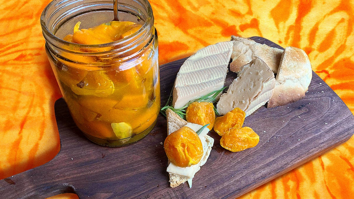 Recipe: Pickled Clementines, summer's fanciest condiment