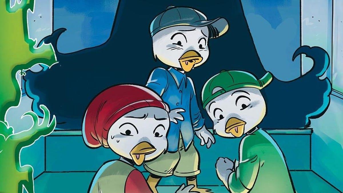 DuckTales Gets Spooky in Duckscares: The Nightmare Formula