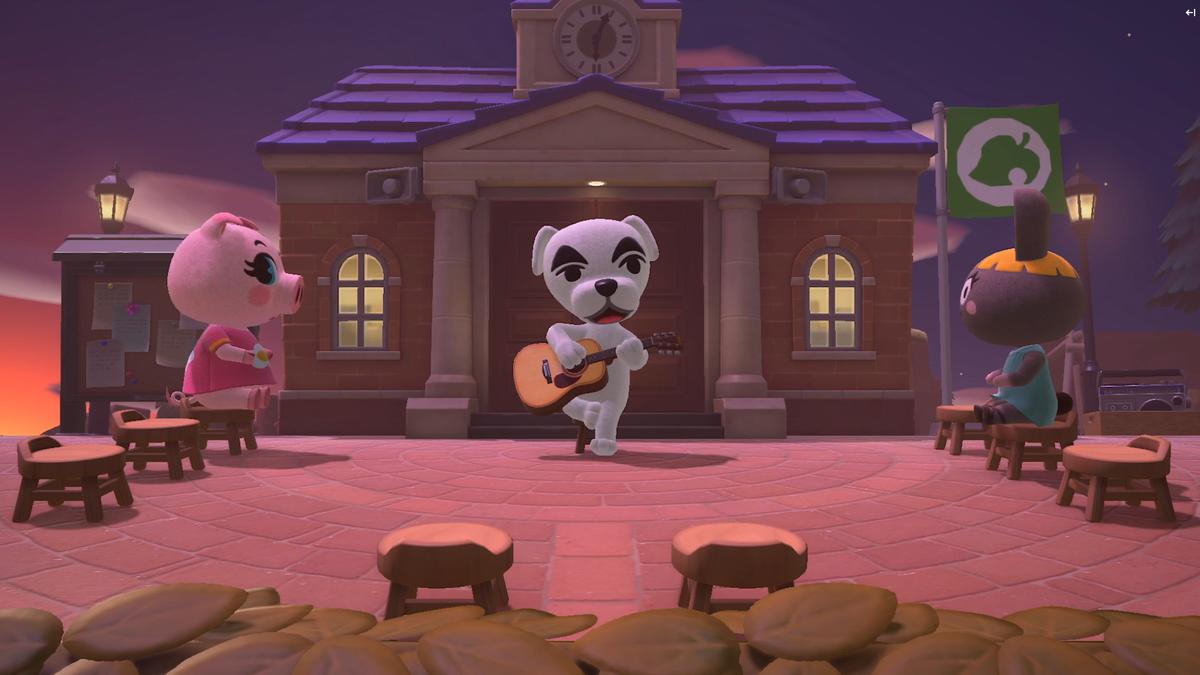 Animal Crossing: New Horizons' K.K. Slider Is Getting New Music