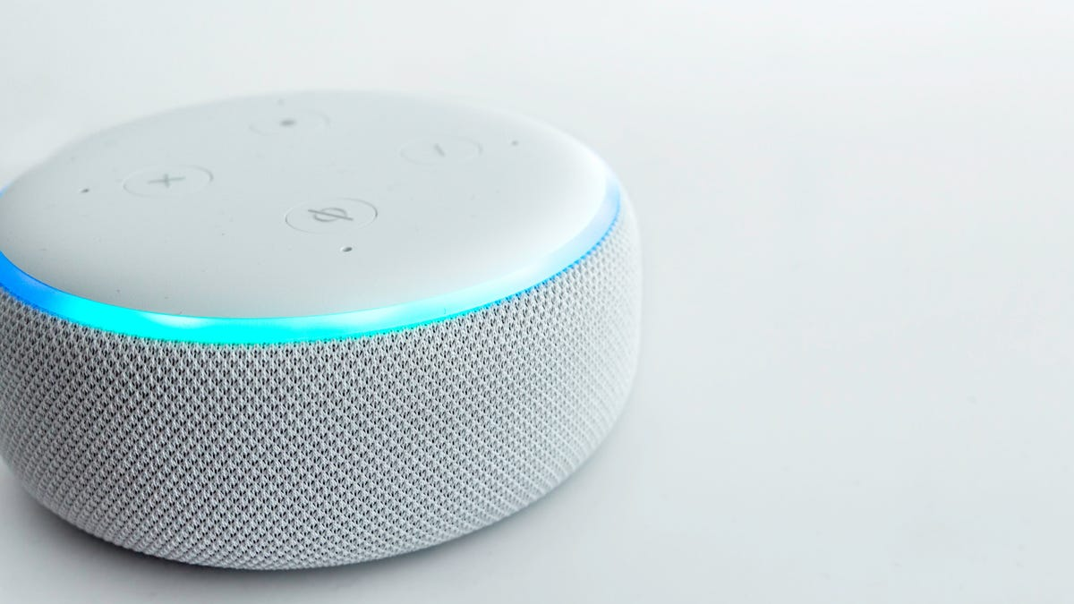 Get an Echo Dot and a Month of Music Unlimited For $9 Today