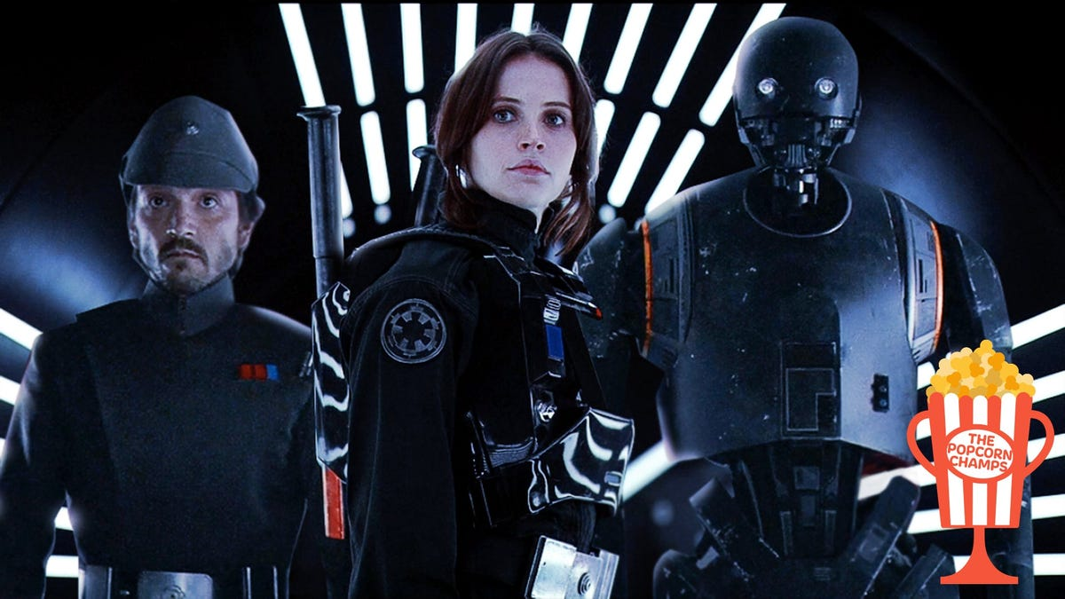Rebel spirit and corporate control collided in Disney's best Star Wars