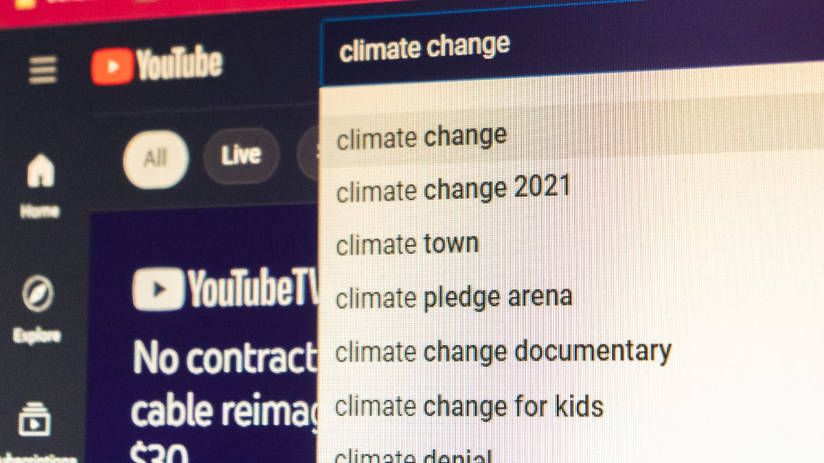 Google's Going to Stop Letting YouTubers Make Money Off Climate Change Denial thumbnail
