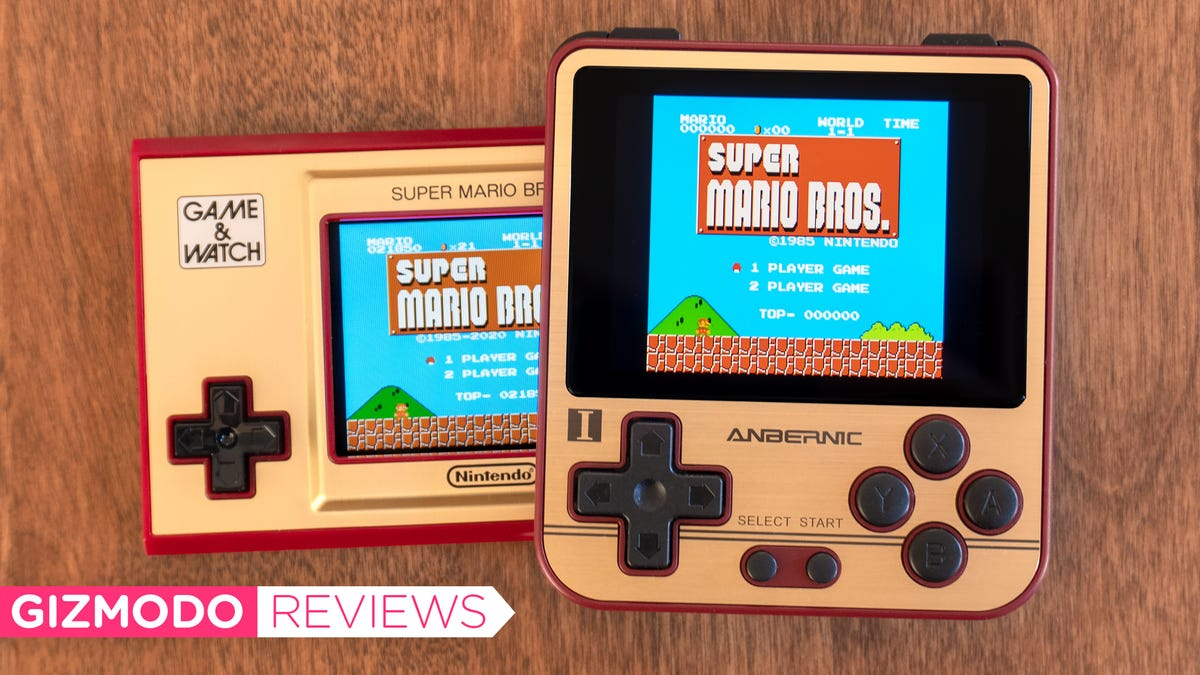 This Game Boy-Inspired Handheld Is Exactly What I Wish Nintendo's New Handheld Had Been