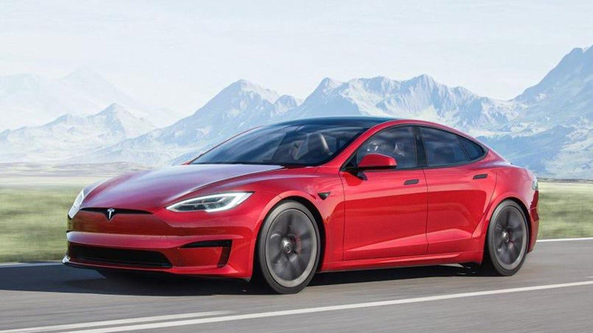 The Tesla Model S Plaid+ Is Canceled