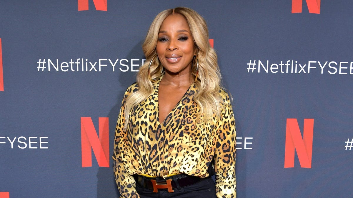 Mary J. Blige to Be Inducted Into Historic Apollo Walk of Fame