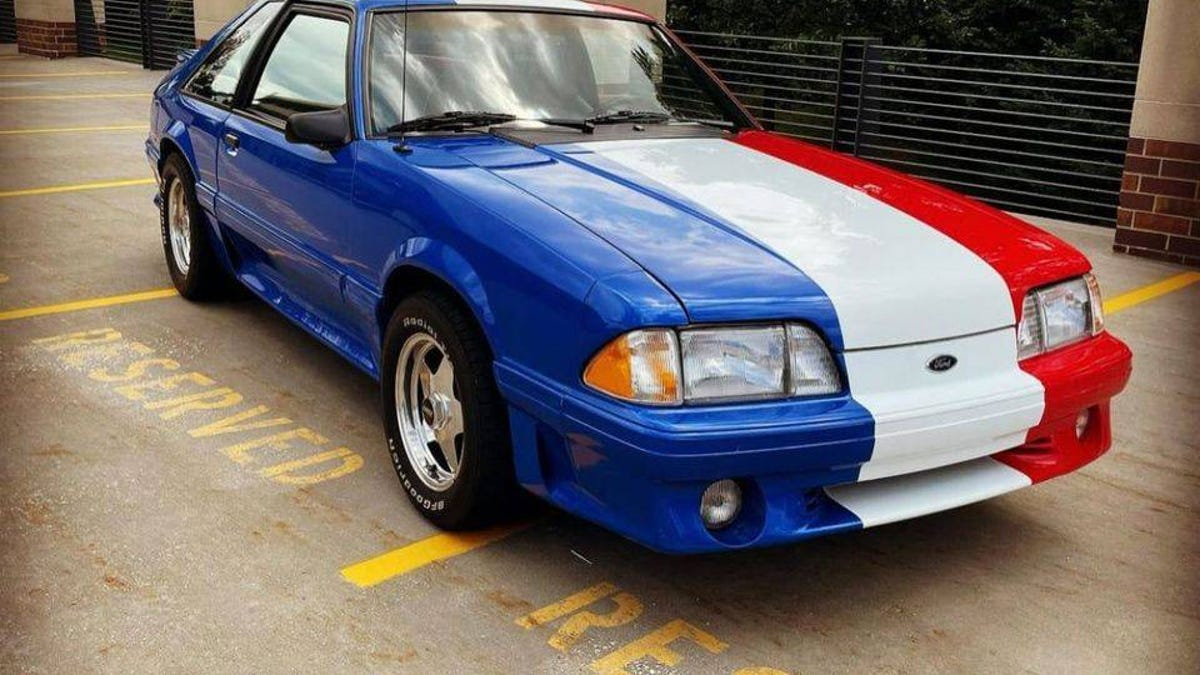 At $10,000, Is This 1987 Ford Mustang GT A Horse Of A Different Color?