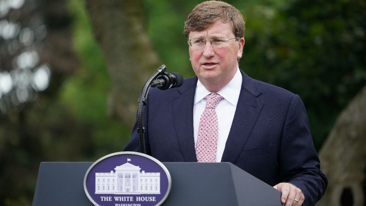 Mississippi Gov. Tate Reeves Says 'There is Not Systemic Racism in America', but He Also Declared April 'Confederate Heritage Month,' So...
