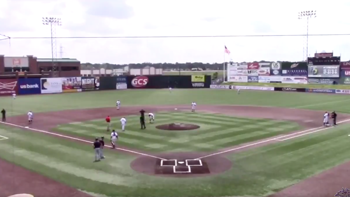 D-III Closer Gets Final Three Outs After Puking On The Infield