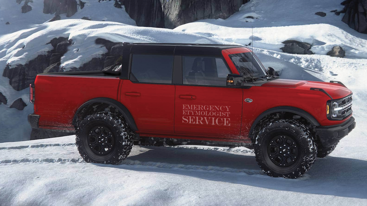new ford bronco crew-cab pickup being fast-tracked to take