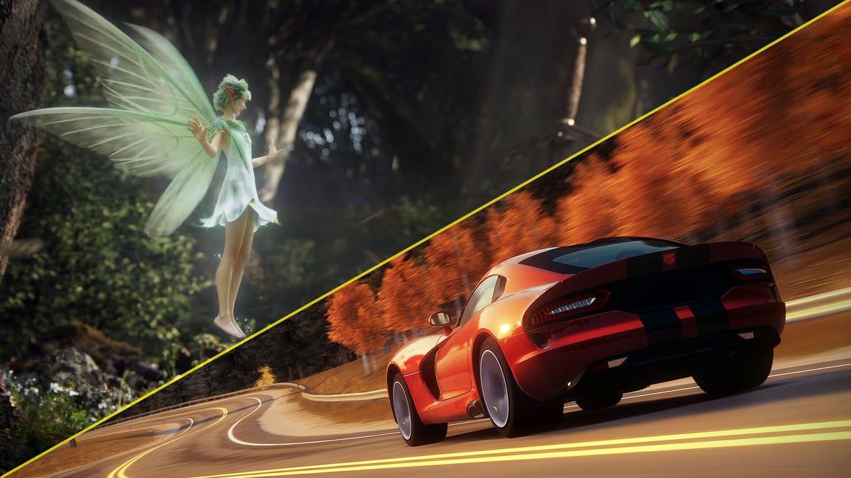 Huh, The New Fable Runs On The Forza Engine - Kotaku