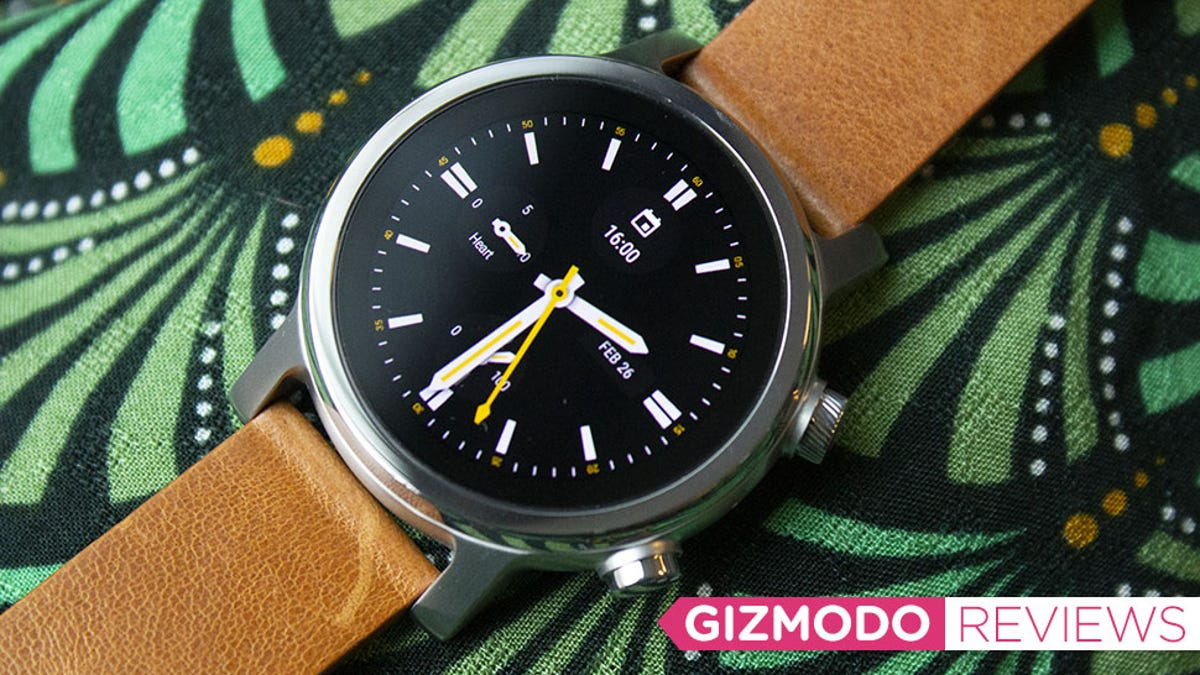 For $350 the Moto 360 Should Be Much Better Than It Is