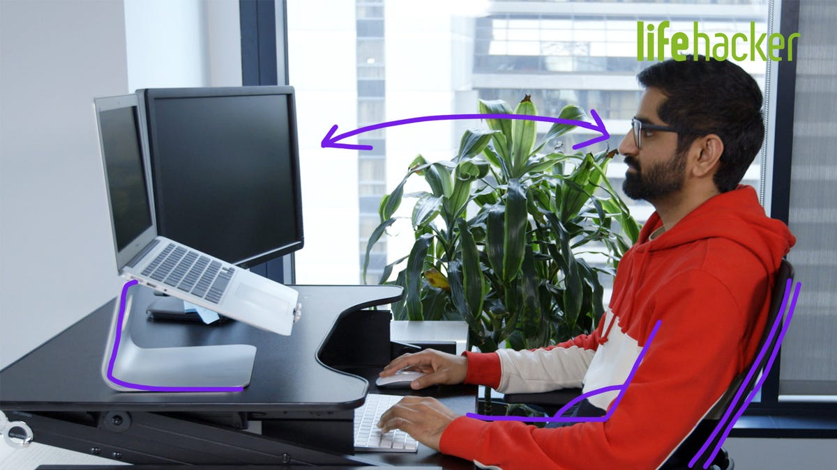 How to Ergonomically Optimize Your Desk to Avoid Aches and Pains