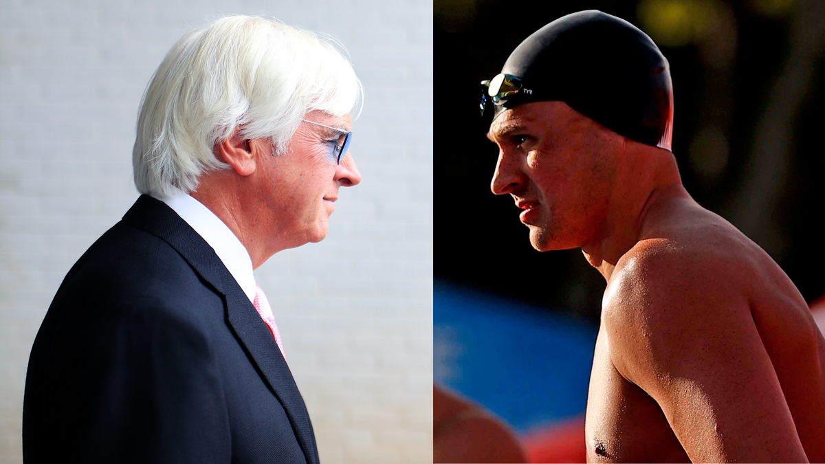 Ryan Lochte is on a redemption tour no one asked for, and Bob Baffert will assuredly be next