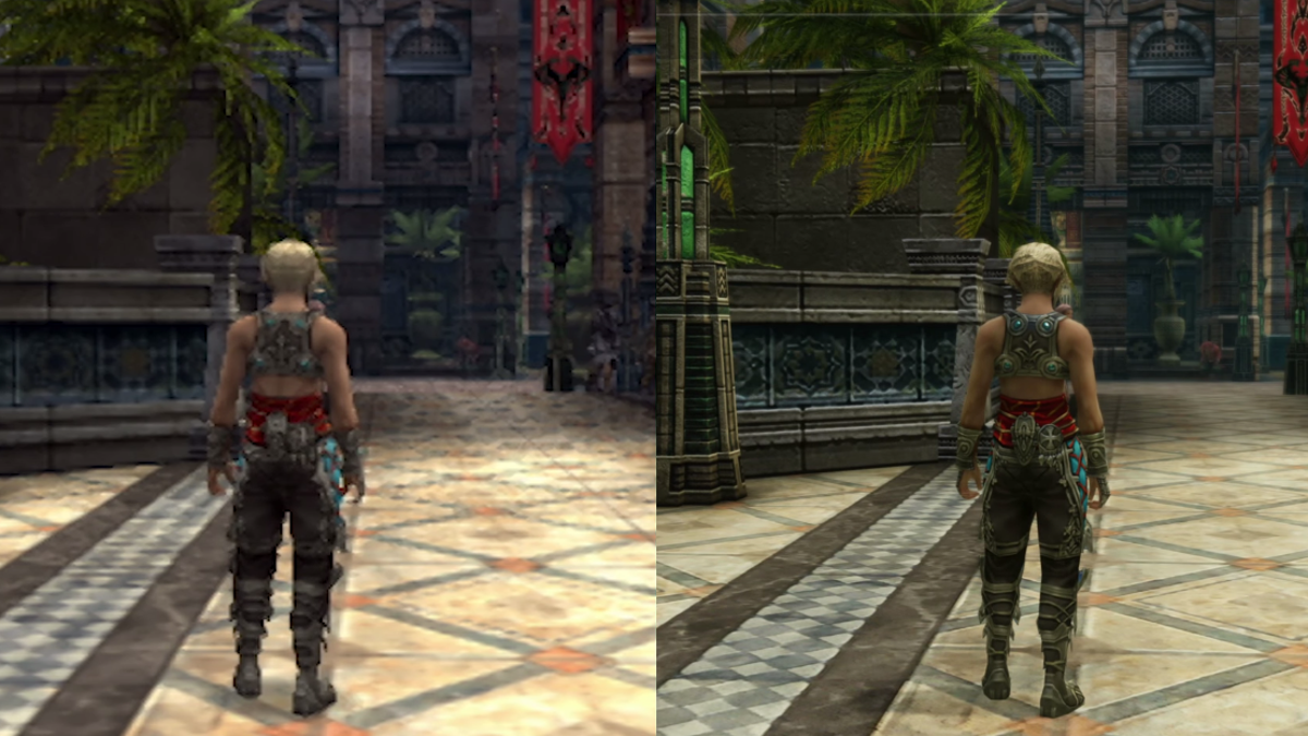 Final Fantasy Xii The Zodiac Age S Remastered Look Comes At A Cost