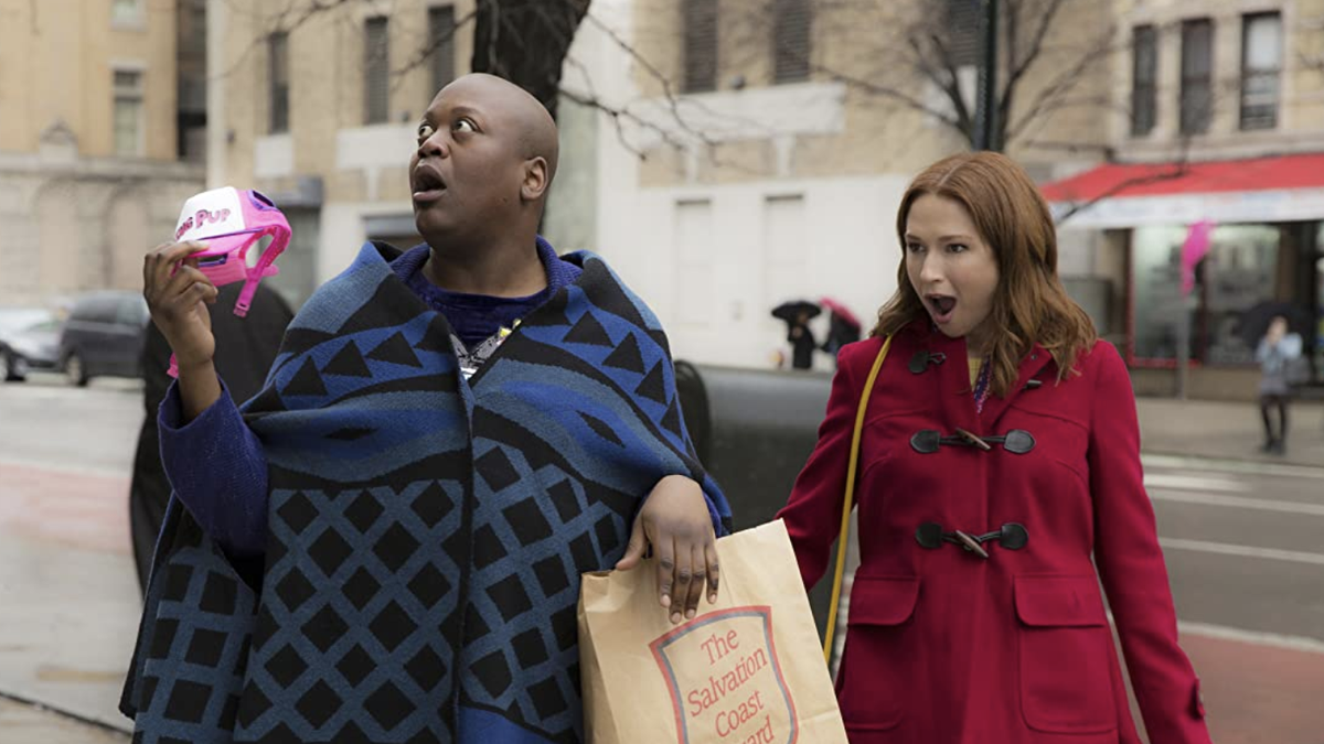 Ellie Kemper, Who Appeared on TV Show That Actually Starred Tituss Burgess Outed as Former 'KKK Princess' on Twitter