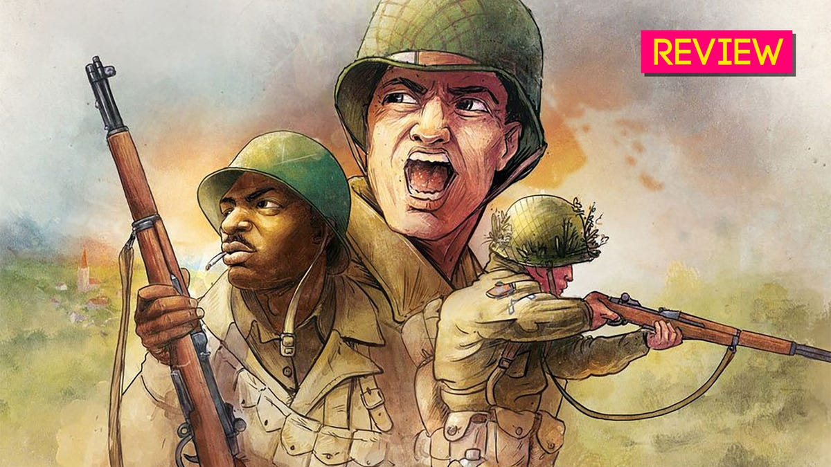 Undaunted: Normandy: The Kotaku Review