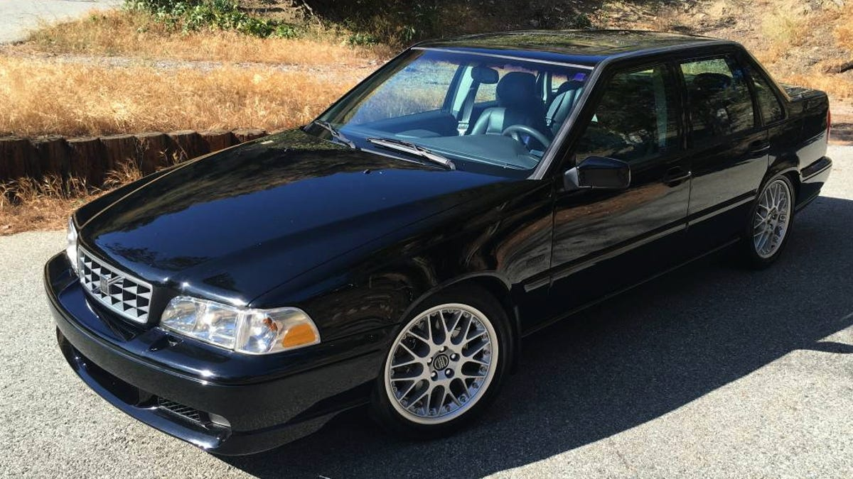For 6 500 Could This 1998 Volvo S70 T5 Be The Swede We Need