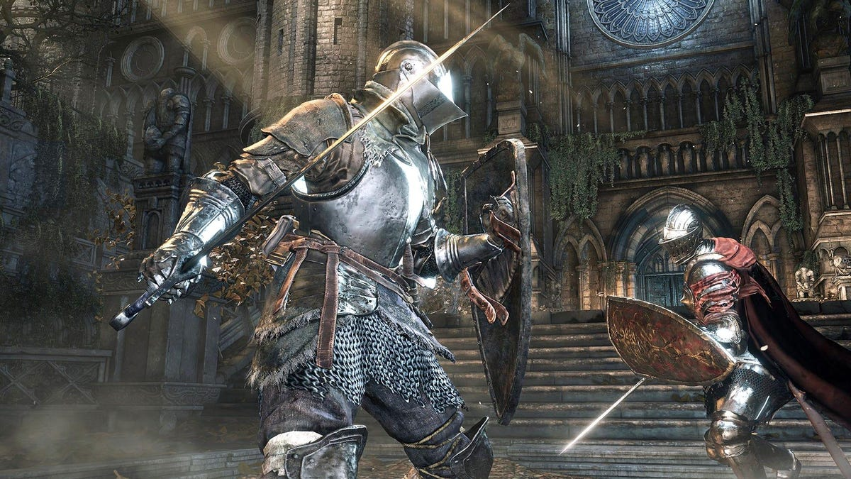 Dark Souls 3 Streamer Blows Minds By Beating Game With Single Button