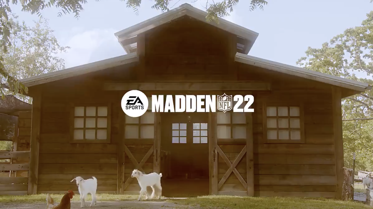 Deadspin presents: Madden old GOAT/young GOAT combos