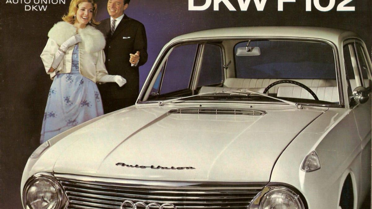 Blip: Larval Audi