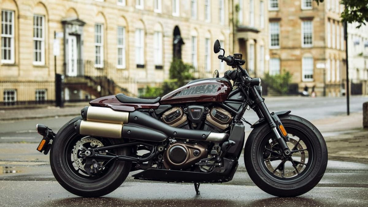 What Do You Want To Know About The 2022 Harley-Davidson Sportster S?