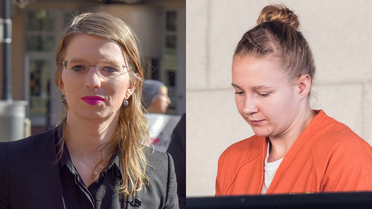 Chelsea Manning, Reality Winner Excitedly Hoping Nation's Newfound Approval Of Whistleblowers Will Get Them Out Of Jail