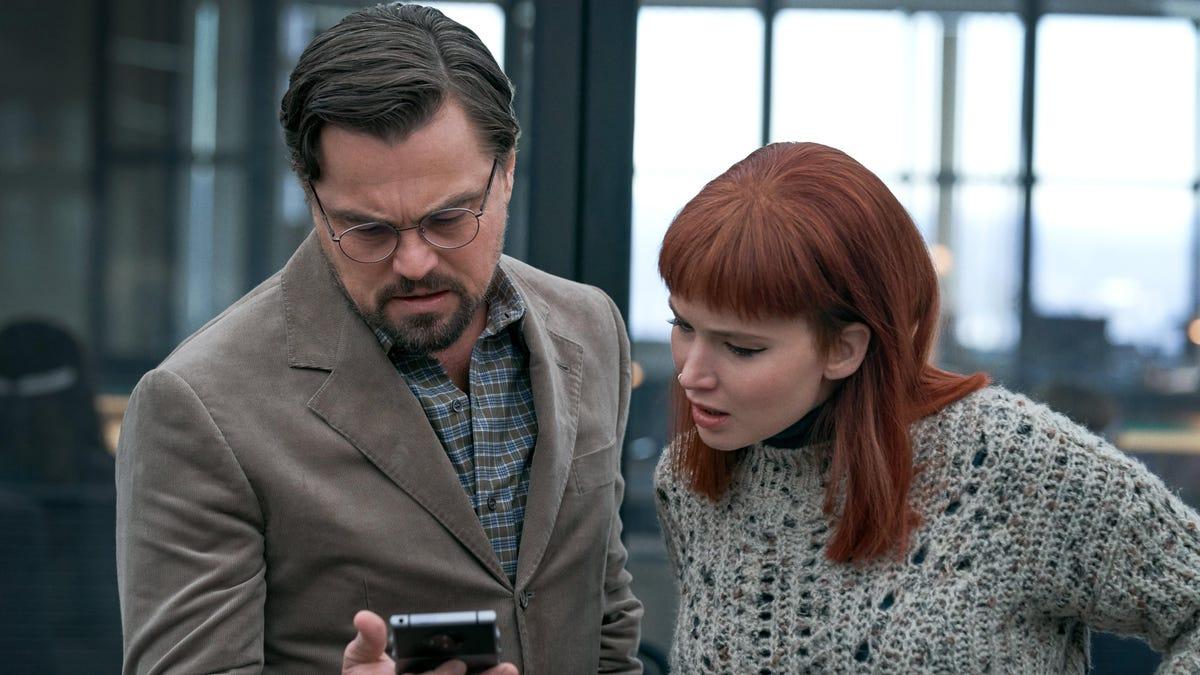 Netflix shares a closer look at Adam McKay's dark comedy Don't Look Up