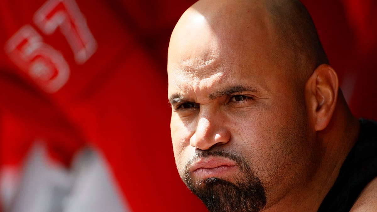 Nobody wants Albert Pujols — nor should they (sadly)