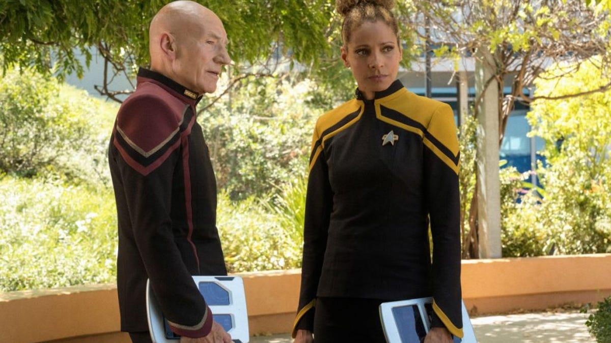 Starfleet, You've Changed