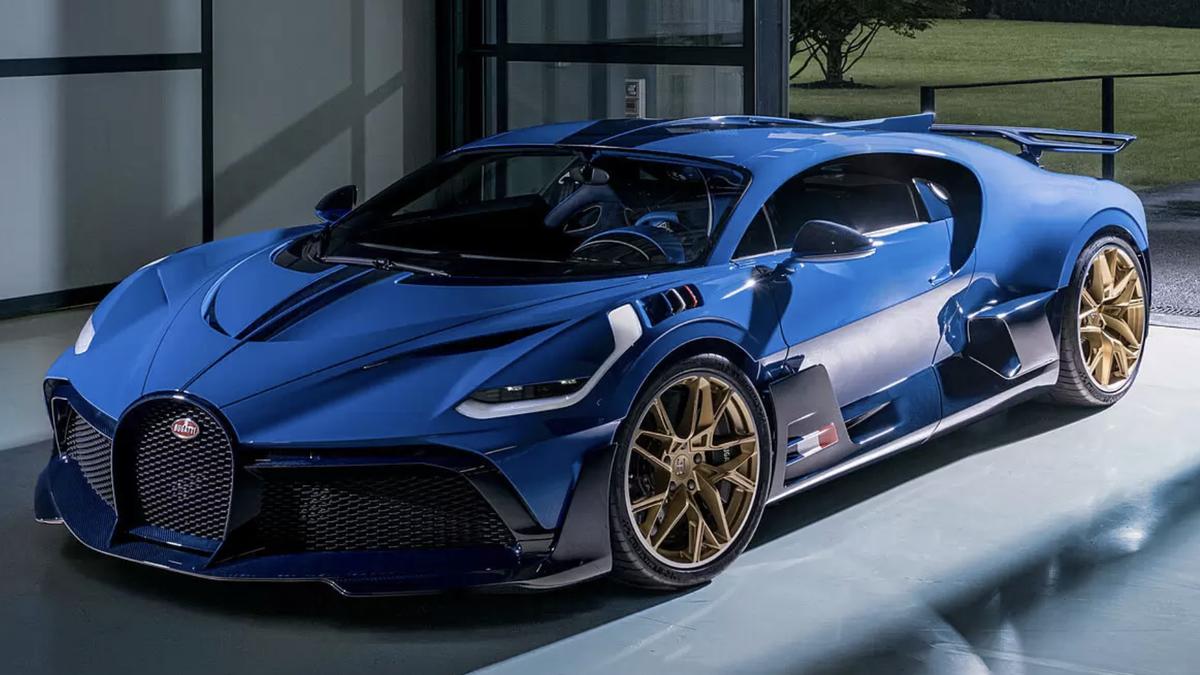 This Is The Last Bugatti Divo