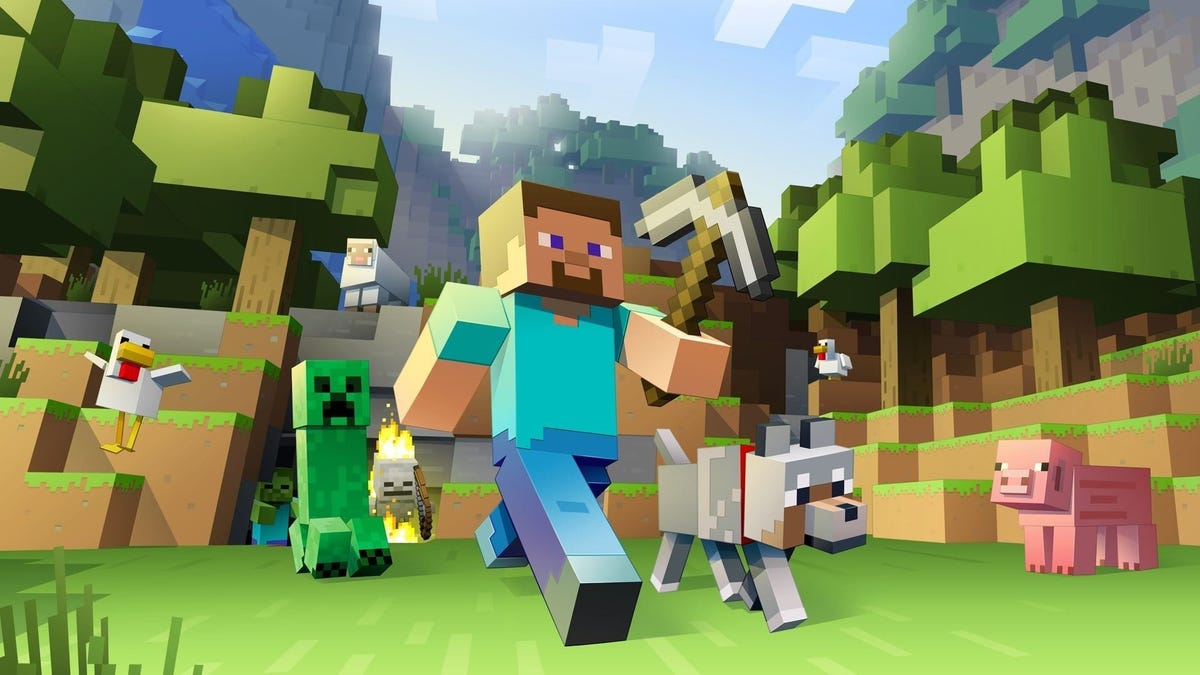 Minecraft Update Removes Mentions Of Notch, The Game's Creator