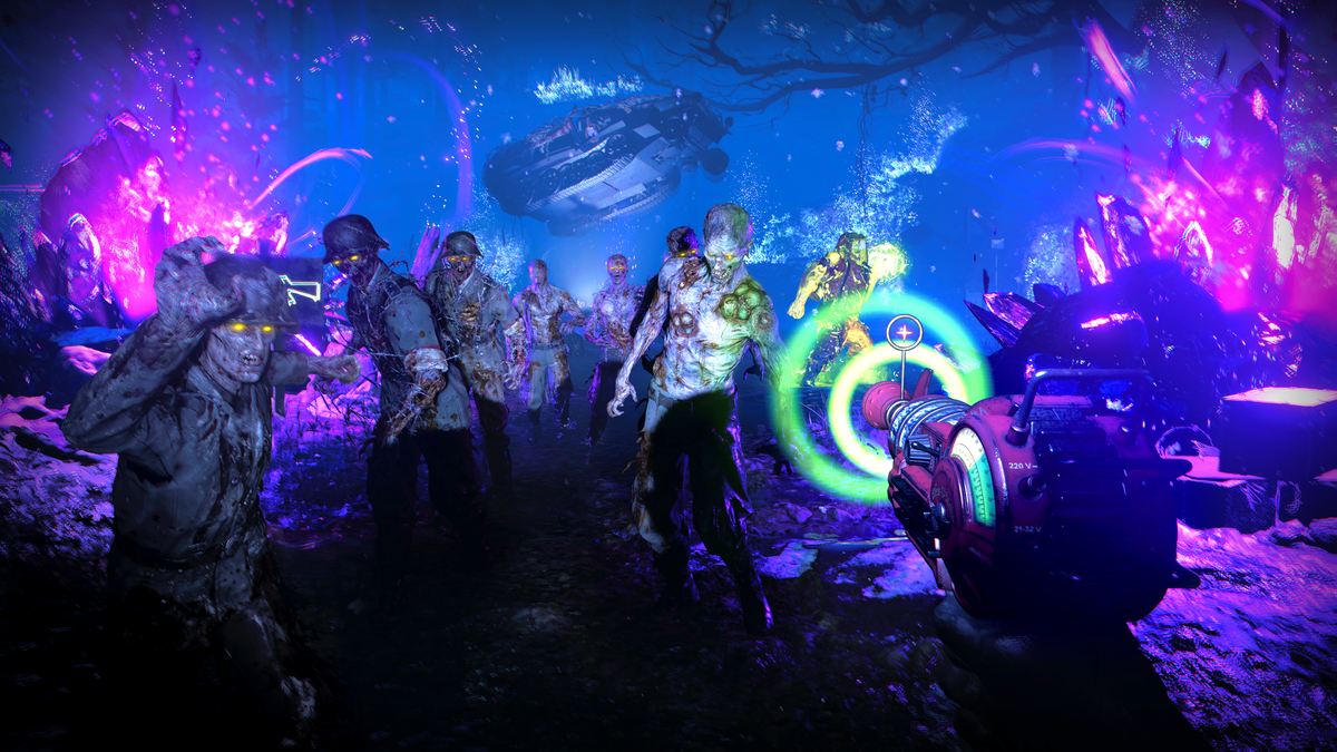 Black Ops: Cold War Zombies Revealed, Will Connect To The Game's Battle Pass This Time