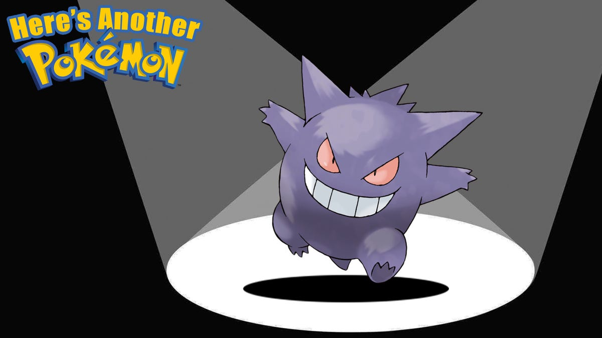 Gengar Is A Scary Prankster That Loves To Kill