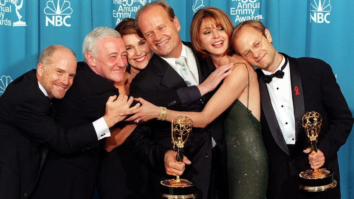 Kelsey Grammer says Frasier revival may happen next year